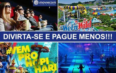Seja associado ADCtk e pague menos em cinema e parques